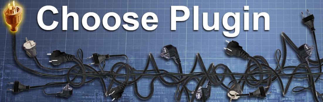 ChoosePlugin.com Logo